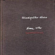 Libros de segunda mano: PSICODIAGNÓSTICO CLÍNICO. LAS TÉCNICAS DE LA EXPLORACIÓN PSICOLÓGICA. ALVAREZ VILLAR. AGUILAR.1972. Lote 26313443