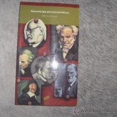 Libros de segunda mano: GENEALOGIA DEL PSICOANALISIS - MICHEL HENRY - EDITORIAL SINTESIS 2002. Lote 209878525