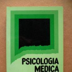 Libros de segunda mano: PSICOLOGIA MEDICA. M.V.KEREKJARTO. EDITORIAL CIENTIFICO - MEDICA,. Lote 27757121