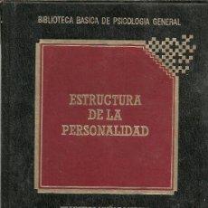 Libros de segunda mano: S12//ESTRUCTURA DE LA PERSONALIDAD//MUÑOZ. Lote 28534602