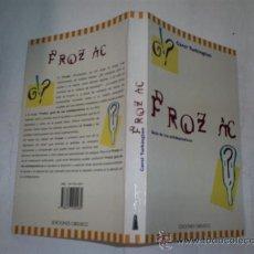Libros de segunda mano: PROZAC. GUÍA DE LOS ANTIDEPRESIVOS CAROL TURKINGTON EDICIONES OBELISCO, 1995 RM53182. Lote 28601475