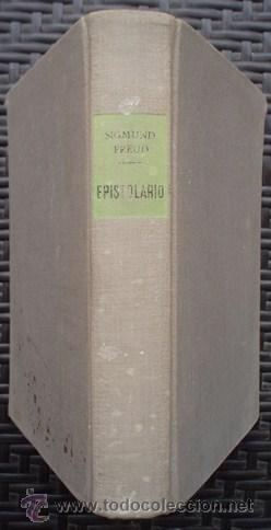 EPISTOLARIO - SIGMUND FREUD (Libros de Segunda Mano - Pensamiento - Psicología)