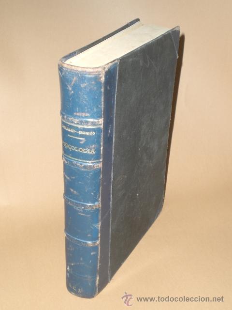 PSICOLOGÍA (1941) (Libros de Segunda Mano - Pensamiento - Psicología)