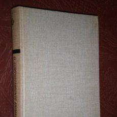 Libros de segunda mano: EL COMPORTAMIENTO ANIMAL Y HUMANO POR KONRAD LORENZ DE ED. PLAZA JANÉS EN BARCELONA 1972 1ª EDICIÓN. Lote 143309594