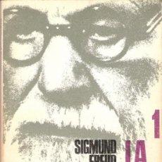 Libros de segunda mano: LA INTERPRETACIÓN DE LOS SUEÑOS. SIGMUND FREUD. ALIANZA EDITORIAL. TOMO 1º. 4ª ED. 1969.. Lote 144105714