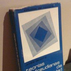 Libros de segunda mano: TEORÍAS NO FREUDIANAS DE LA PERSONALIDAD. JAMES GEIWITZ. MAROVA, ED. RF F2D8. Lote 31150351