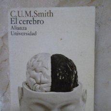 Libros de segunda mano - El cerebro. C.U.M. Smith. Alianza Universidad - 32422375