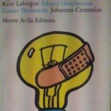 Libros de segunda mano: GENIALIDAD Y NEUROSIS. BIOGRAFÍAS PSICOANALÍTICAS (CARACAS, 1977). Lote 32925791