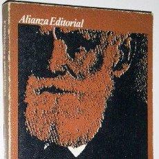 Libros de segunda mano: FISIOLOGÍA Y PSICOLOGÍA POR IVÁN PAVLOV DE ALIANZA EDITORIAL EN MADRID 1968. Lote 36482732