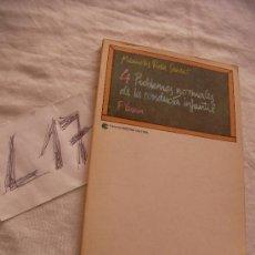 Libros de segunda mano: 4 PROBLEMAS NORMALES DE LA CONDUCTA INFANTIL - YAIKIN. Lote 39226746