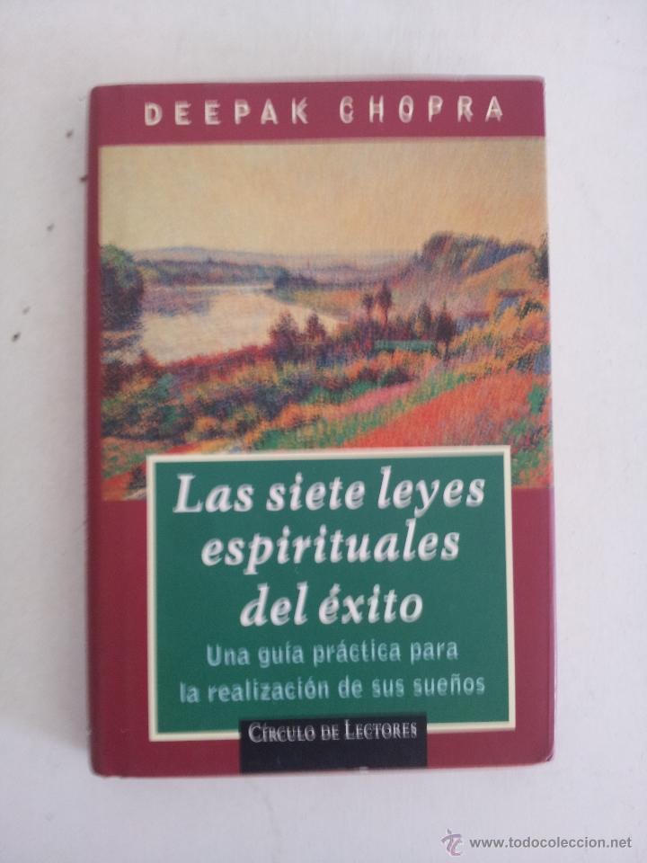 Las Siete Leyes Espirituales Del Xito Deepak Comprar Libros De