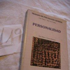 Libros de segunda mano: PERSONALIDAD - ELENA IBAÑEZ Y VICENTE PELECHANO. Lote 39796456