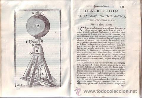 FEYJOO, FR. BENITO GERONYMO: THEATRO CRITICO UNIVERSAL. TOMO V, NUEVA IMPRESSION. 1773. PERGAMINO (Libros de Segunda Mano - Pensamiento - Psicología)