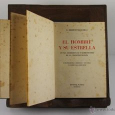 Libros de segunda mano: 4432- EL HOMBRE Y SU ESTRELLA. SEMENTOWSKY KURILO. EDIT. PLANETA. 1950. . Lote 41397335