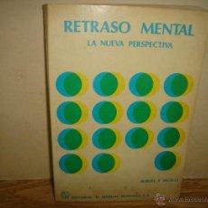 Libros de segunda mano: RETRASO MENTAL, LA NUEVA PERSPECTIVA ROBERT P.INGALLS. Lote 42568024