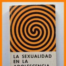 Libros de segunda mano: LA SEXUALIDAD EN LA ADOLESCENCIA MAXINE DAVIS - BIBLIOTECA PSICOLOGIA DE HOY Nº1. Lote 43022507