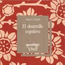 Libros de segunda mano: EL DESARROLLO COGNITIVO FLAVELL, JOHN H.. Lote 43194624