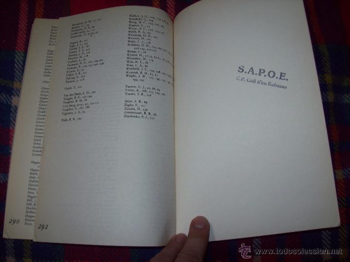 Libros de segunda mano: EL DESARROLLO COGNITIVO. JOHN H. FLAVELL.VISOR LIBROS.1ª EDICIÓN 1984.MAGNÍFICO EJEMPLAR.VER FOTOS. - Foto 18 - 43558514