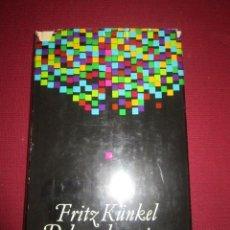 Libros de segunda mano: DEL YO AL NOSOTROS. FRITZ KUNKEL.. Lote 43755036