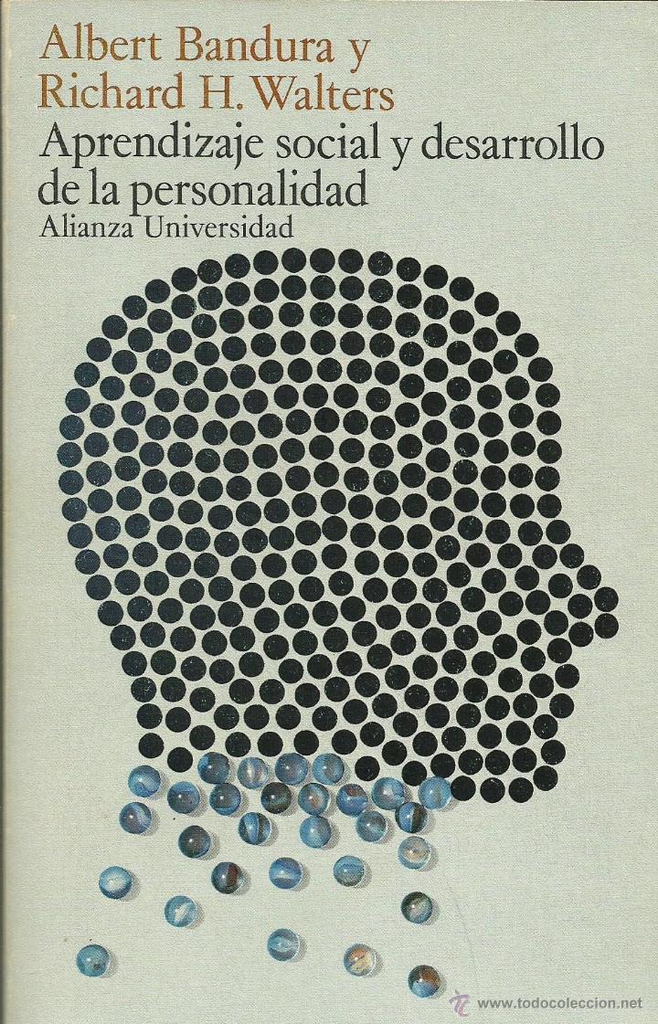 APRENDIZAJE SOCIAL Y DESARROLLO DE LA PERSONALIDAD. ALBERT BANDURA. PDF
