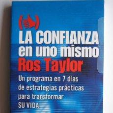 Libros de segunda mano: LA CONFIANZA EN UNO MISMO - ROS TAYLOR - EDAF. Lote 44123643