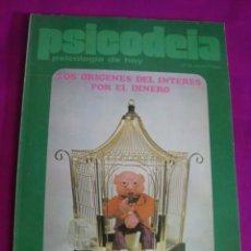 Libros de segunda mano: REVISTA PSICODEIA Nº 62- EL DINERO - JOHN LENNON DOSSIER 20 PAGINAS RETRATO SOCIOLOGICO. Lote 44430171