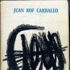 Libros de segunda mano: ROF CARVALLO : FRONTERAS VIVAS DEL PSICOANÁLISIS (KARPOS, 1975). Lote 44952746