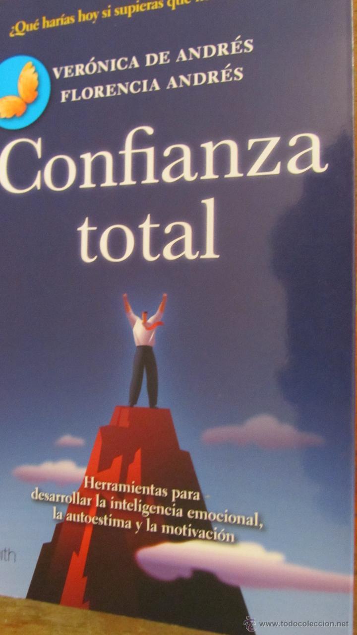 CONFIANZA TOTAL DE VERÓNICA DE ANDRÉS Y FLORENCIA ANDRÉS (ZENITH-PLANETA) (Libros de Segunda Mano - Pensamiento - Psicología)
