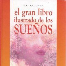 Libros de segunda mano: LAURA TUAN. EL GRAN LIBRO ILUSTRADO DE LOS SUEÑOS. RM67124. . Lote 46259492