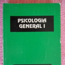 Libros de segunda mano: PSICOLOGÍA GENERAL 1 EDICIONES GRÁFICAS MARAVILLAS 1986 TRESPALACIOS. Lote 47783550