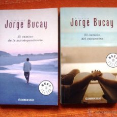 Libros de segunda mano: LIBROS DE JORGE BUCAY FILOSOFIA GESTALTICA 2 UNIDADES . Lote 53797170