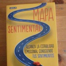 Libros de segunda mano: MAPA SENTIMENTAL. JAVIER URRA. AGUILAR 2012 455 PAG. Lote 47808017