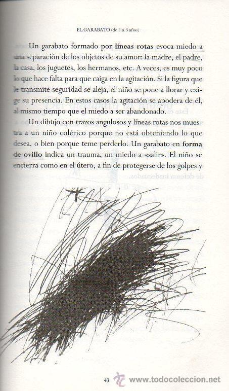 Libros de segunda mano: GARABATOS. EL LENGUAJE SECRETO DE LOS NIÑOS - EVI CROTTI Y ALBERTO MAGNI. ED.SIRIO, 2007 - Foto 3 - 48478047