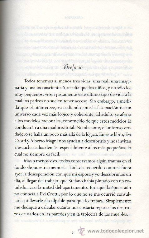 Libros de segunda mano: GARABATOS. EL LENGUAJE SECRETO DE LOS NIÑOS - EVI CROTTI Y ALBERTO MAGNI. ED.SIRIO, 2007 - Foto 4 - 48478047
