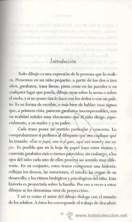 Libros de segunda mano: GARABATOS. EL LENGUAJE SECRETO DE LOS NIÑOS - EVI CROTTI Y ALBERTO MAGNI. ED.SIRIO, 2007 - Foto 6 - 48478047