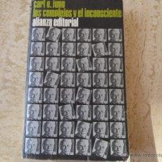 Libros de segunda mano: LOS COMPLEJOS Y EL INCONSCIENTE.. Lote 48641371
