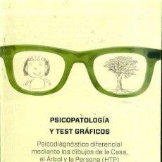 Libros de segunda mano: BARBOSA COLOMER : PSICOPATOLOGÍA Y TEST GRÁFICOS (HERDER, 2013) . Lote 48693170