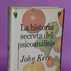 Libros de segunda mano: LA HISTORIA SECRETA DEL PSICOANÁLISIS. JUNG, FREUD Y SABINA SPELREIN.. Lote 49578784