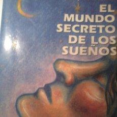 Libros de segunda mano: EL MUNDO SECRETO DE LOS SUEÑOS. JULIA Y DEREK PARKER. EDICIONES PAIDOS. EST9B2. Lote 50192513