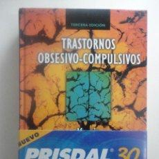 Libros de segunda mano: TRASTORNOS OBSESIVO COMPULSIVOS.. Lote 50944638