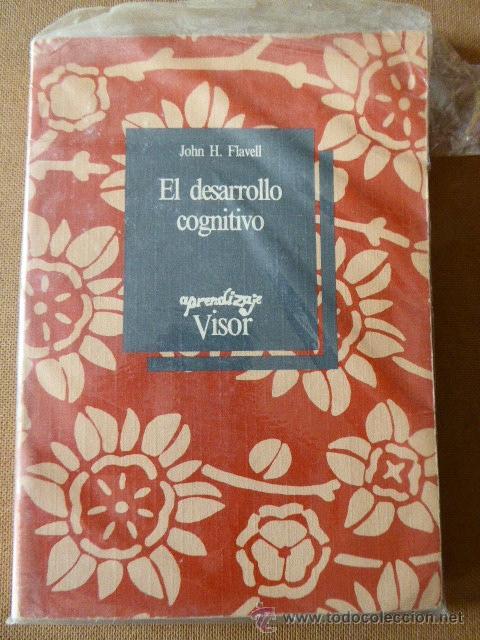 EL DESARROLLO COGNITIVO. JOHN H. FLAWELL. VISOR. APRENDIZAJE. (Libros de Segunda Mano - Pensamiento - Psicología)