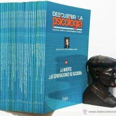 Libros de segunda mano: CORBELLA ROIG, JOAN: DESCUBRIR LA PSICOLOGÍA. CUADERNOS SOBRE EL COMPORTAMIENTO HUMANO (FOLIO) (CB). Lote 53786496