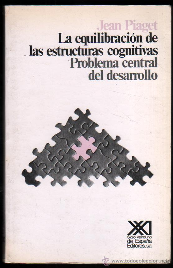 La Equilibracion De Las Estructuras Cognitivas Sold
