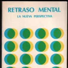 Libros de segunda mano: RETRASO MENTAL - LA NUEVA PERSPECTIVA - ROBERT P. INGALLS *. Lote 54510758