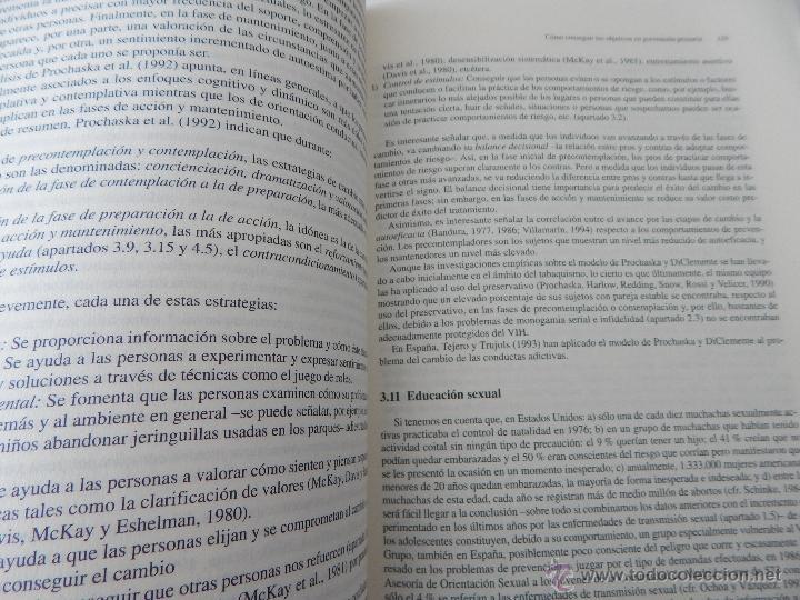 Libros de segunda mano: Biblioteca de Psicología, Psiquiatría y Salud Clínica. Sida y Psicología - Ramon Bayés, 1995 - Foto 10 - 54687353