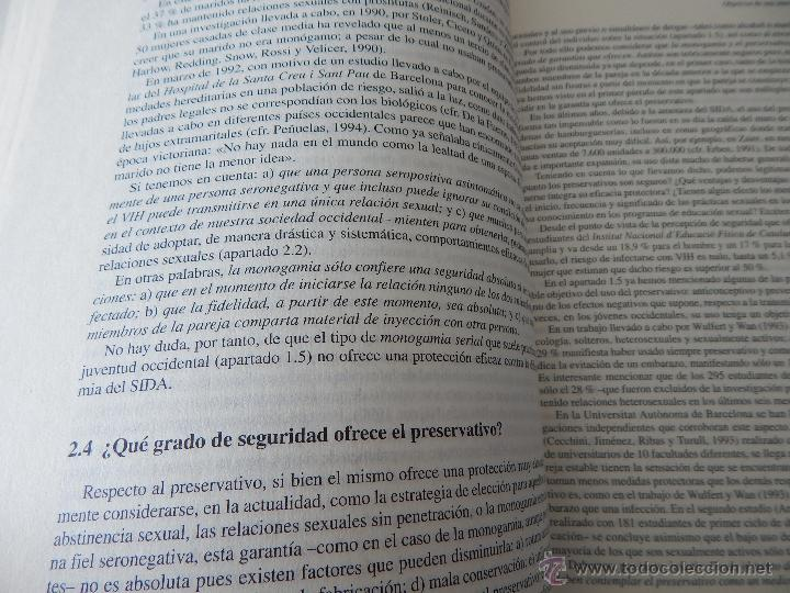 Libros de segunda mano: Biblioteca de Psicología, Psiquiatría y Salud Clínica. Sida y Psicología - Ramon Bayés, 1995 - Foto 12 - 54687353