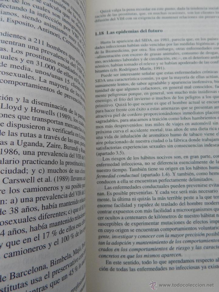 Libros de segunda mano: Biblioteca de Psicología, Psiquiatría y Salud Clínica. Sida y Psicología - Ramon Bayés, 1995 - Foto 13 - 54687353