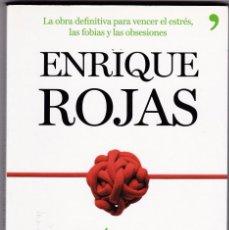 Libros de segunda mano: COMO SUPERAR LA ANSIEDAD - ENRIQUE ROJAS. Lote 55902447