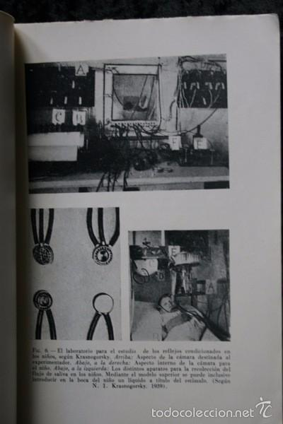 Libros de segunda mano: EL PSICOANALISIS A LA LUZ DE LA REFLEXOLOGIA - K. GAVRILOV - 1953 - PAIDOS - BUENOS AIRES - Foto 4 - 57735273