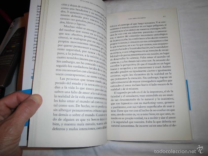 Libros de segunda mano: LA LLAVE DE LA BUENA VIDA.JOAN GARRIGA.EDITORIAL DESTINO 2014.-1ª EDICION - Foto 5 - 61003003